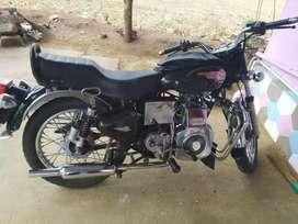 Royal enfield, Diesel engine