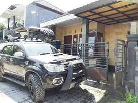 Rumah Minimalis 3 Kamar bs Bulanan Tahunan dekt Jl Nangka Gatsu Tengah