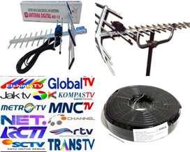 PUSAT PASANG BARU ANTENA TV UHF DIGITAL