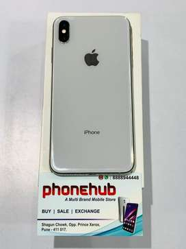 Iphone Xs max 64gb, white colour