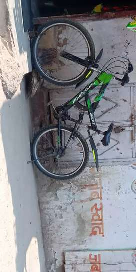 Hero Sprint with gear and shocker Good condition