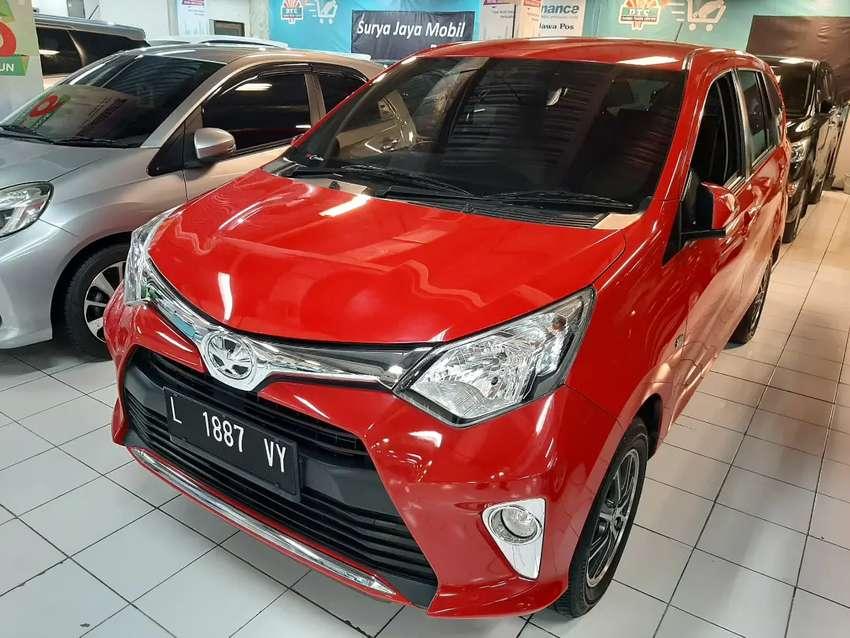 Toyota Calya 1.2 G Manual Th 2016 0
