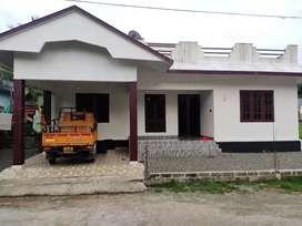 6.5 Cent land with 3 bhk near Kottamury,