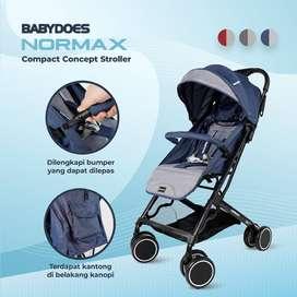 Fitur: - Digunakan dari bayi baru lahir sampai berat anak 20kg - Denga