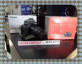 Kamera CANON EOS 1300D Fullset Kit 18-55mm IS III