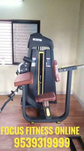 Commercial and Home use Branded Fitness Equipments