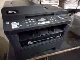 Brother MFC 7860DW WiFi multifunction laser printer