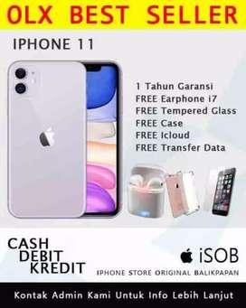 Iphone 11 Garansi Resmi // Bisa Di Kredit