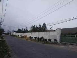 Bangunan Pabrik Siap Pakai Lokasi 0 Jalan