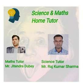 Science & Maths Home Tutor