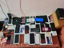 Samsung Apple one plus real me