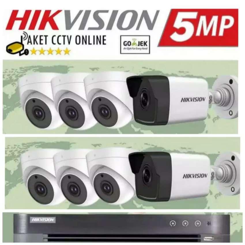 Kamera Cctv Super Tajam Kualitas Full Hd Di Mampang prapatan 0