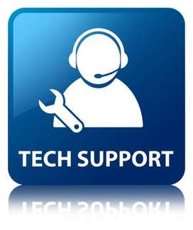 Req Fresher for Tech support ( voice process ) -98734O3233