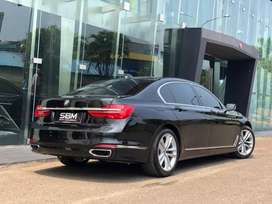 For sale BMW 730Li G12 2018 Nik 2017 Black on Cognac odo 5k, like new!