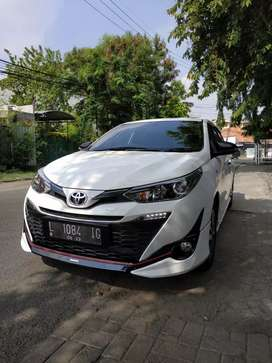 Yaris 2019 TRD Sportivo CVT, SUB, Negotiable