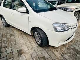 Toyota Etios Liva GD SP, 2014, Diesel