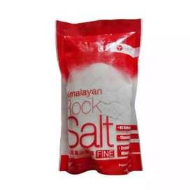 Netto 500gram Garam himalaya pink salt kios Herbal madu kurma zaitun
