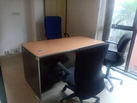 1200 sqft furnished space for rent