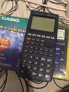 Kalkulator calculator Casio  Algebra FX