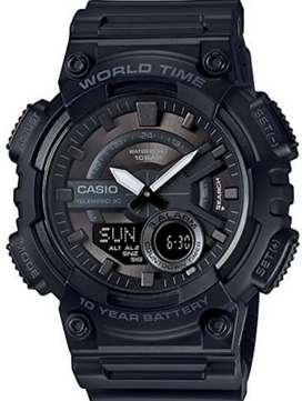 CASIO Watch Standard AEQ-110W-1BJF Men's