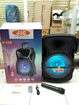 Speaker Portable JUC P-128 12inc