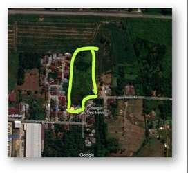 Dijual CEPAT Tanah di Tanjung Morawa – Sumatra Utara