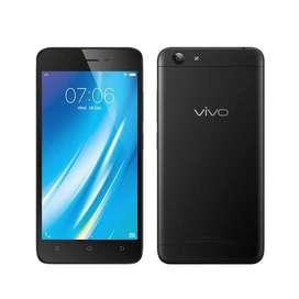 Vivo y53 is 2GB RAM,16 GB storage, QSD 425 processor,6 months used