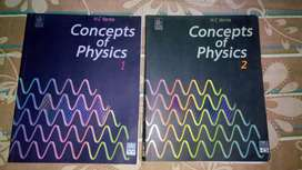 H C Verma Physics vol 1&2
