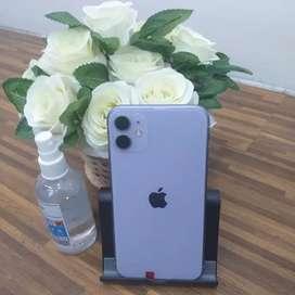 Nih Si UNGU UNGGULAN KALEAN2 IPHONE 11 64GB FULLSET ALL OPERATOR