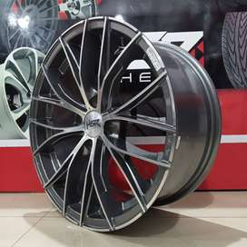 Velg mobil murah import ring 16 HSR || Vios Jazz Brio Agya City Genio