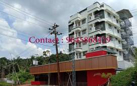 3 BHK New Apartments Mamoodu, Changanacherry