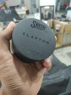 Pomade Smith Clayton (Clay Based)