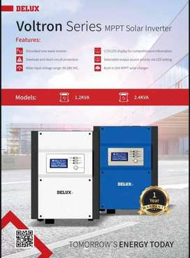Delux Voltron Series MPPT/ solar invertor warranty available