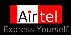 Hiring in airtel