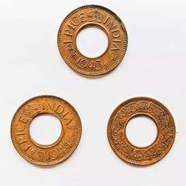 Ottakalana coin (1944)
