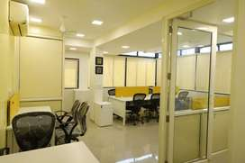 775 sqft Well Furnished Office For Rent on CG Road