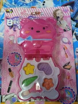 Mainan anak baru set make up cute cod gosend bisa