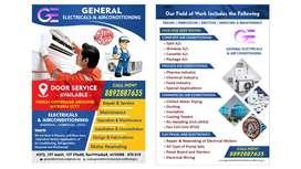 Ac fridge Washing machine geyser Repair Sales service