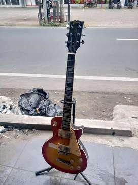 Gitar elektrik gibson les Paul
