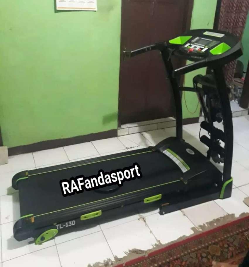 TL-130 Treadmill Elektrik 3 Fungsi Harga Murah 0