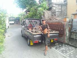 Sewa pickup, pindahan - buang puing, jasa pick up, taxsi pik up, pikup