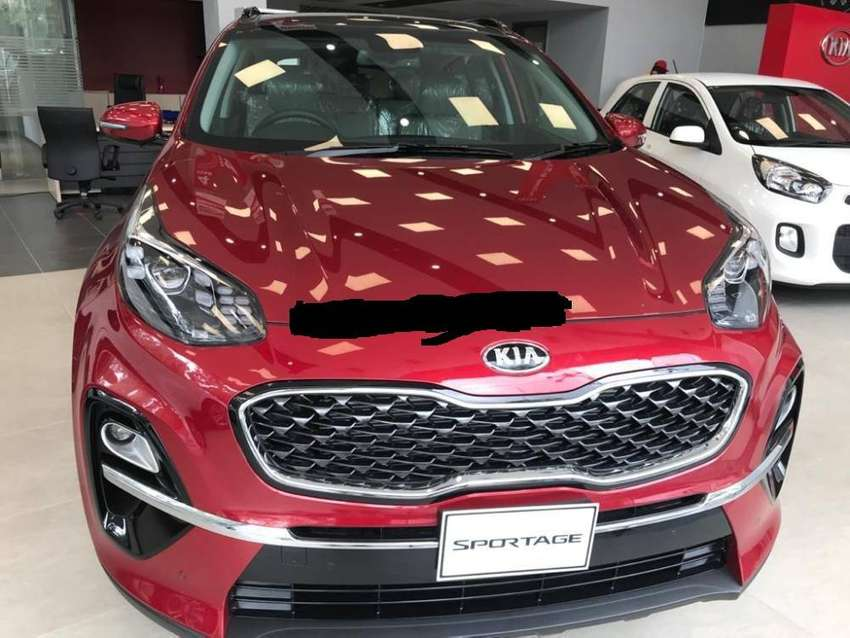 KIA sportage 2020 now on easy installments 0