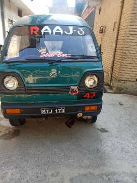 Carry bolan 1997 CNG Petrol