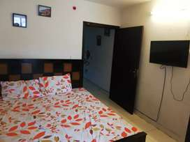One bed room Furnished apartment Available for rent