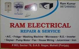 300 AC service and repair