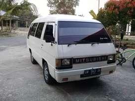 Dijual L300 bensin thn 95 pjk hidup,ac dobel ban baru.harga nego