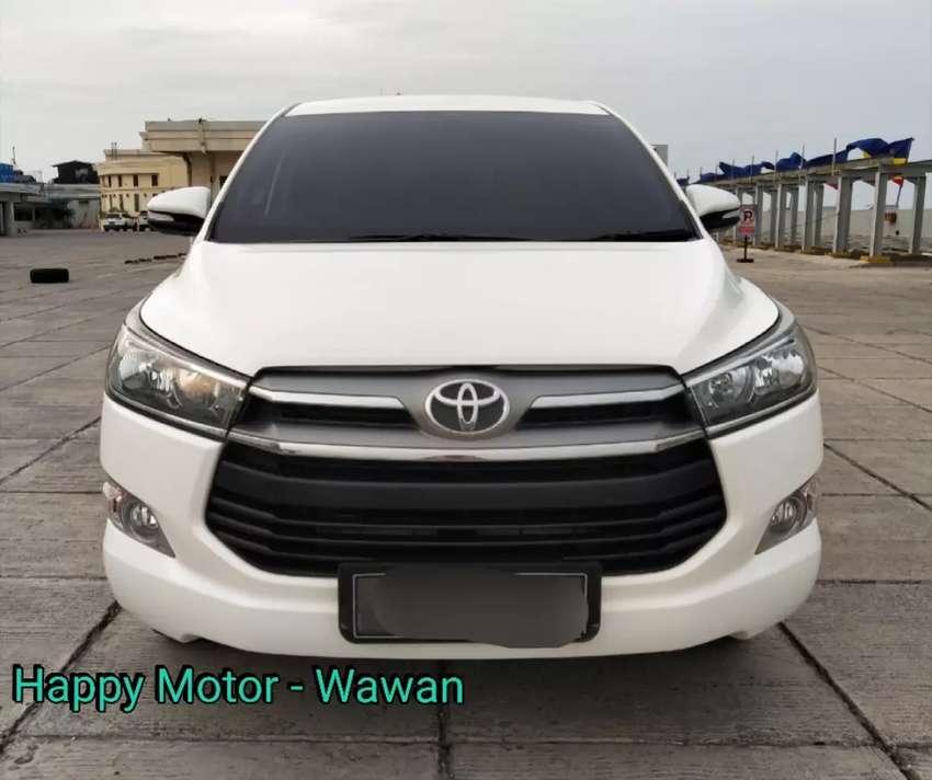 Toyota Innova Reborn 2.0 Bensin Matic 2016 Km 38rb Tangan 1 0