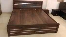 Steel Patti Double Bed 6x5 Model 0203