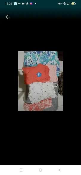 Baju baby size 6-9