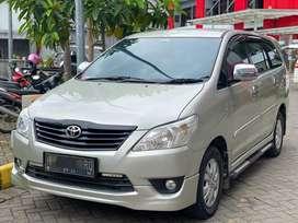 Toyota Kijang Grand Innova G Diesel 2013 Manual Tangan pertama